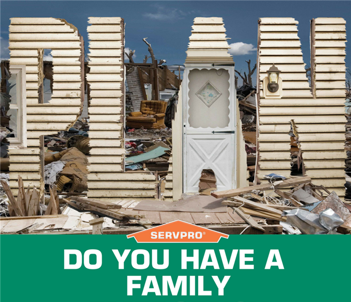 Does Your Family Have an Emergency Plan?