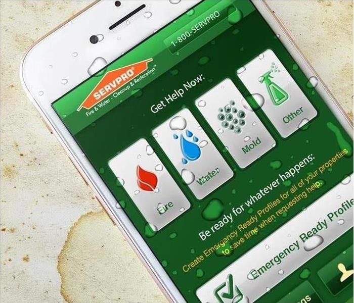 SERVPRO Ready Plan Mobile App